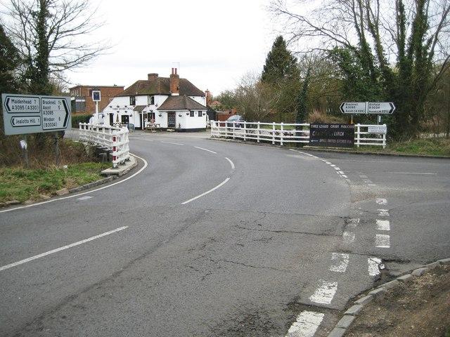Warfield: Bott Bridge