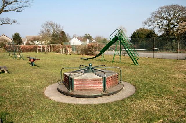 Dolphinholme Playground