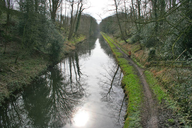 The Lancaster Canal