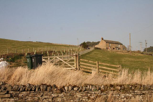 Farm near Sinderhope