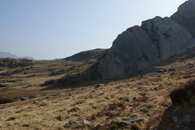 The foot of Tryfan Bach