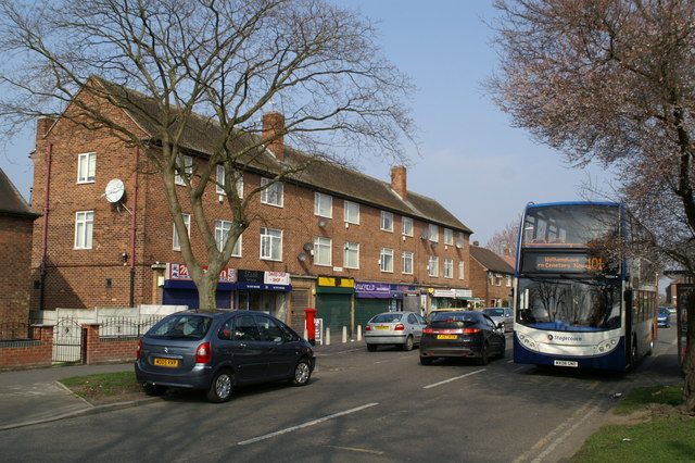 Greenbrow Road, Wythenshawe