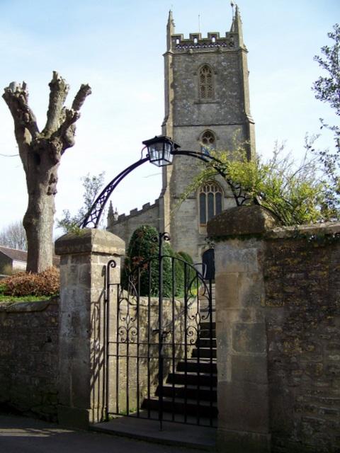 The Church of All Saints, Nunney