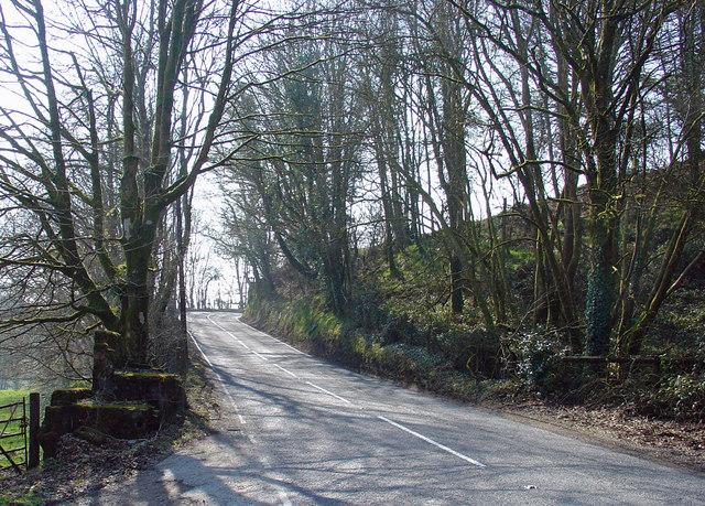Roadside milk-stand: Cydawell, Cynwyl Elfed