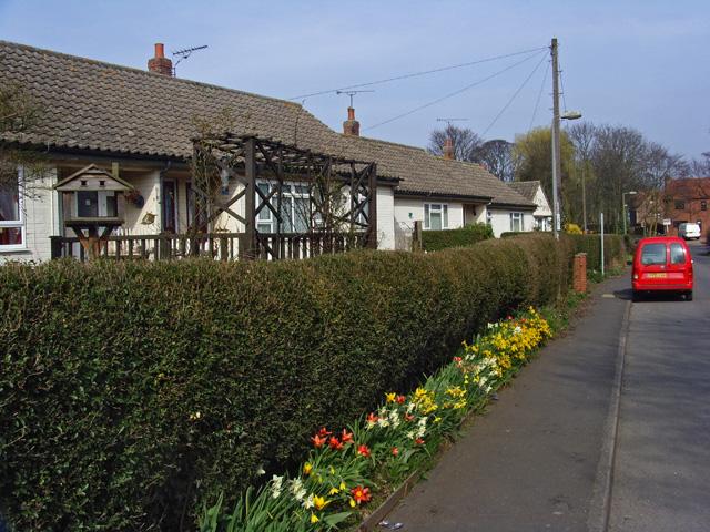 Beck Lane, Appleby