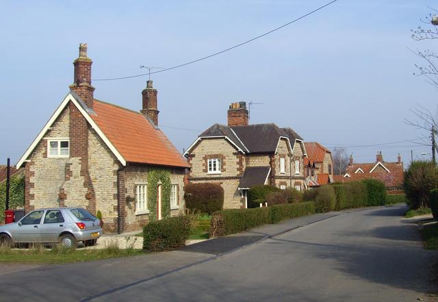 School Lane, Appleby