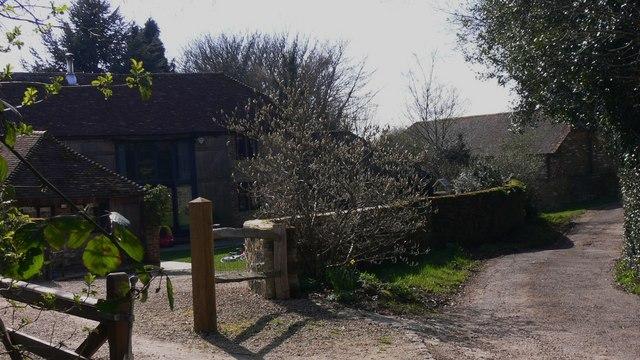 Buildings at Upperton Farm