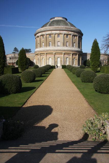 Ickworth House Rotunda
