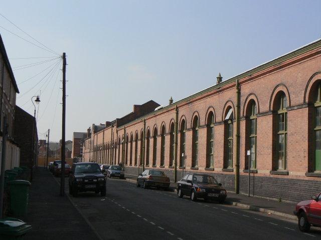 Pyatt Street