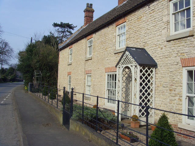 House on Ermine Street, Appleby
