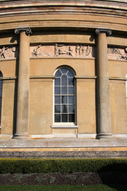 Detail of Ickworth House Rotunda