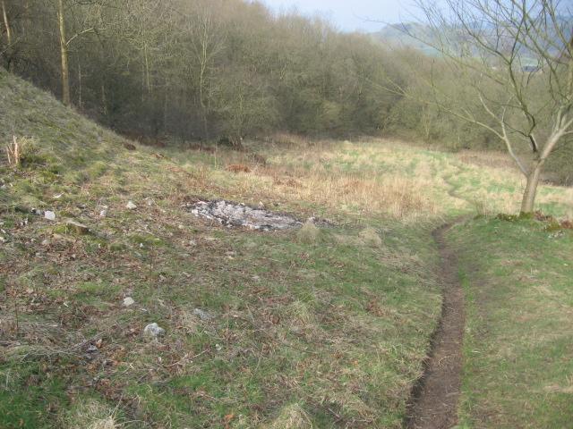 Footpath to Priestcliffe