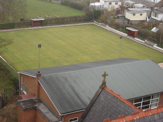 St Paul's Church bowling green