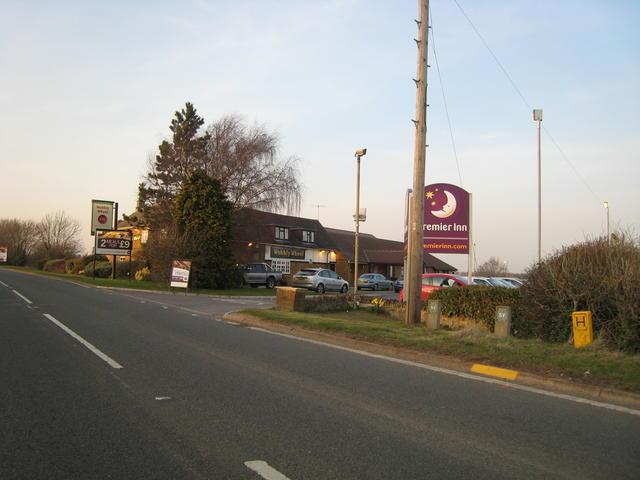 Motel at the Wobbly Wheel