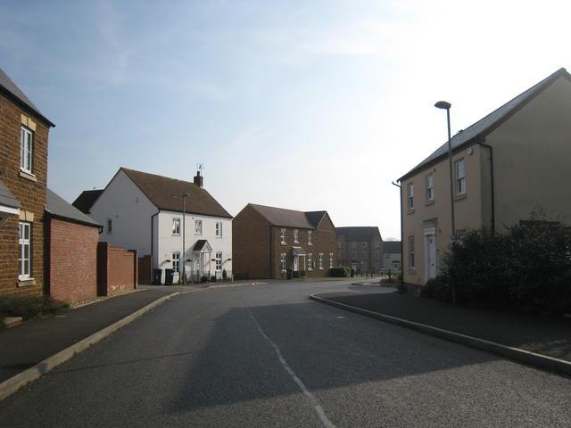 Usher Drive, Banbury