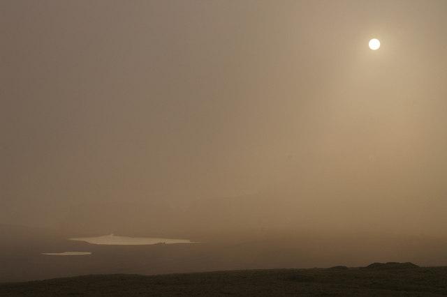 Fog, Lamba Ness