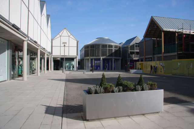 Charter Square, Bury St Edmunds