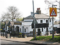 TL4500 : The Spotted Dog, Epping by Stephen Craven