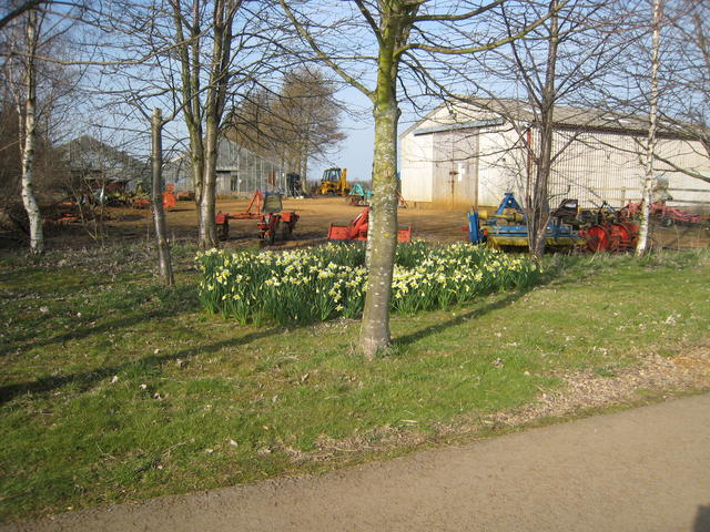 Daff and farm machinery