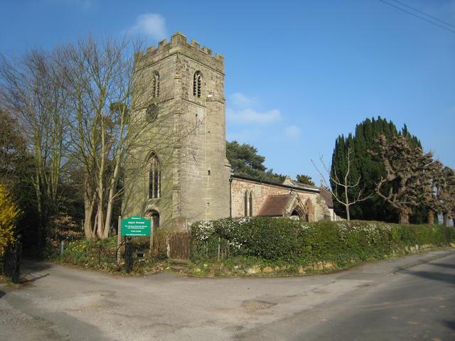 Offa's Church, Offchurch