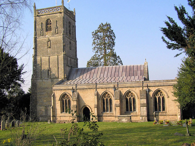 St Michael the Archangel, Compton Martin
