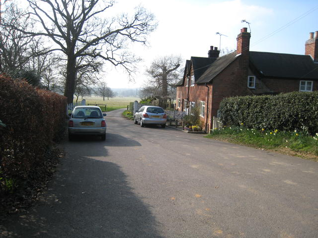 Park Gates, Offchurch