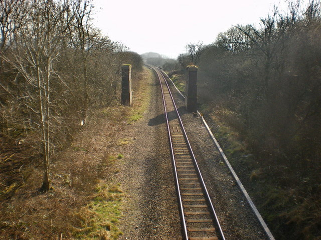 Preston to Colne Railway