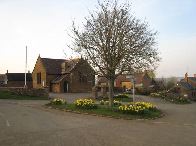 Shotteswell Green and Village Hall