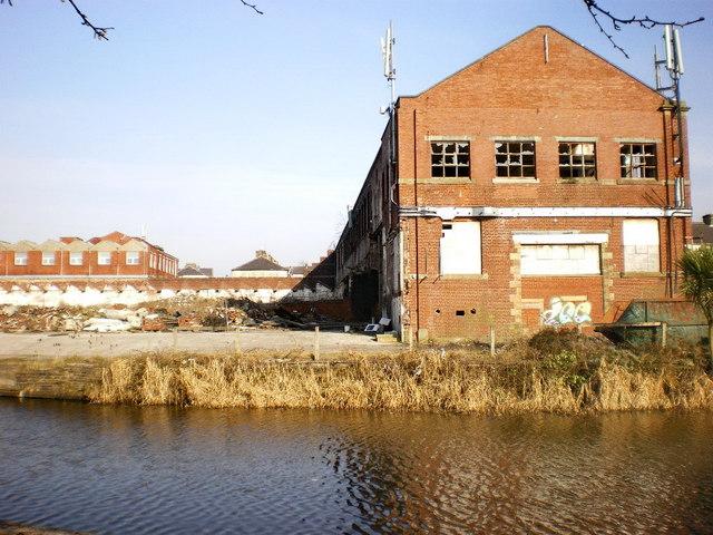 Livingstone Mill
