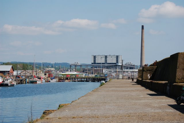 Methil Docks