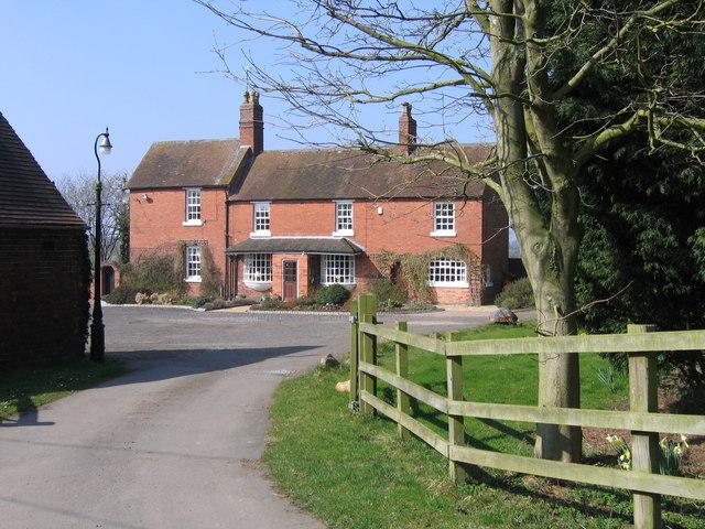 Illey House Farm, Lower Illey