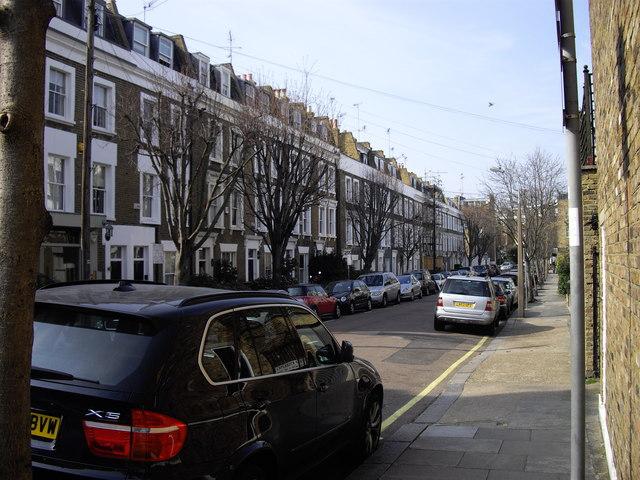 Rumbold Road