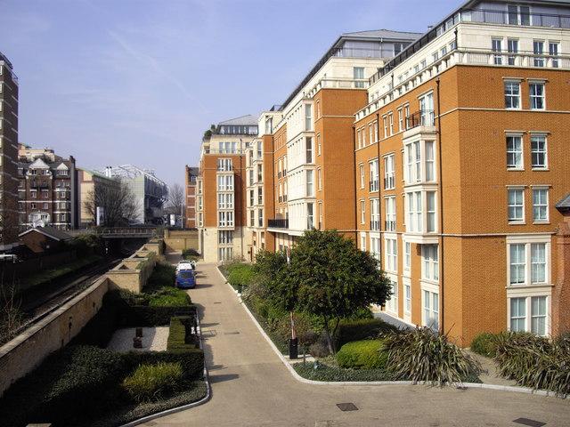 Apartment Blocks Coleridge Gardens