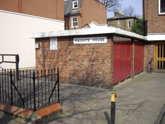 Storage Units at knights House