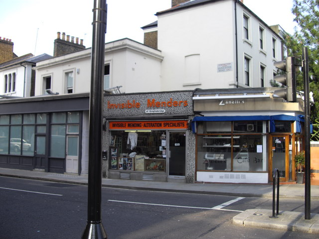 Shops in Gloucester Road