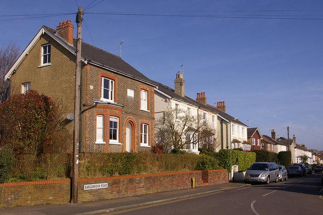 Earlsbrook Road