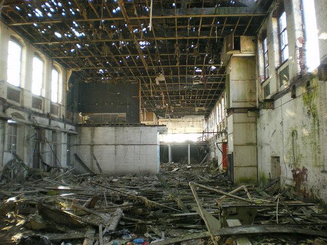 Livingstone Mill, Interior