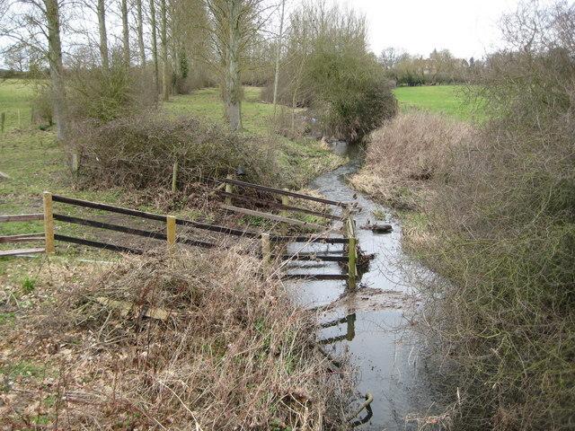 The Cut at Wane Bridge, Warfield