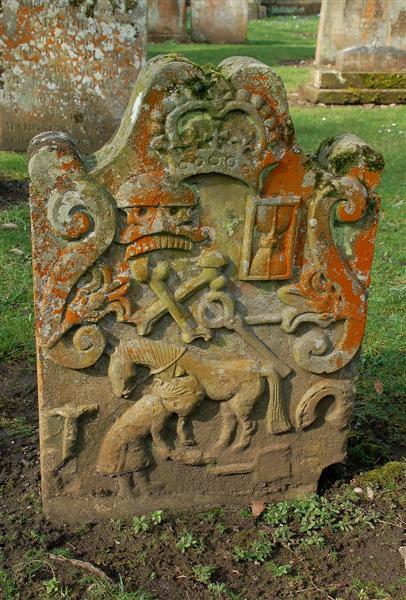 The Grave Of John Tennant