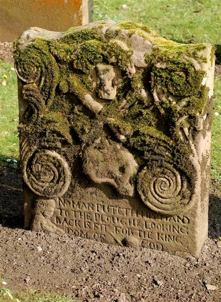 The Grave Of John McClure