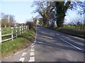 TM3769 : A1120 Yoxford Road, Sibton by Adrian Cable
