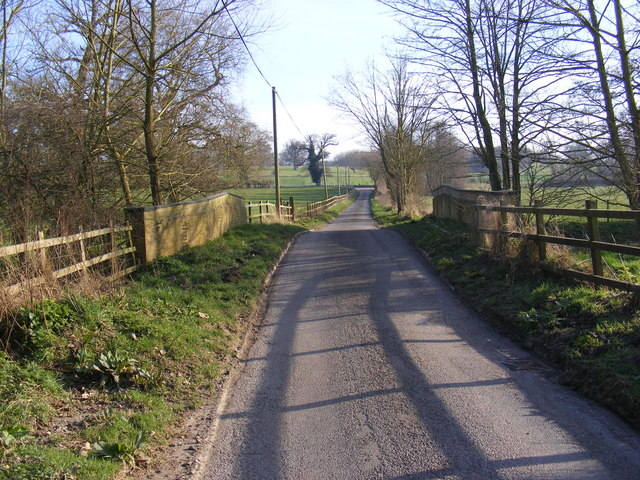 Bridge in New Road, Sibton