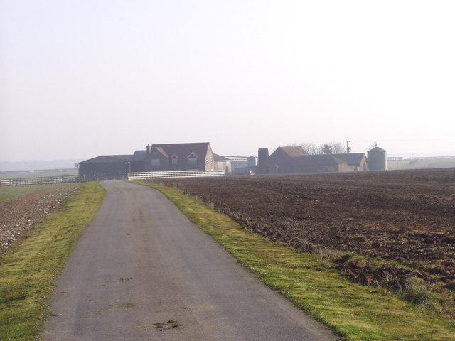 Buckton Barn