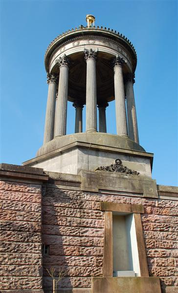 The Burns Monument