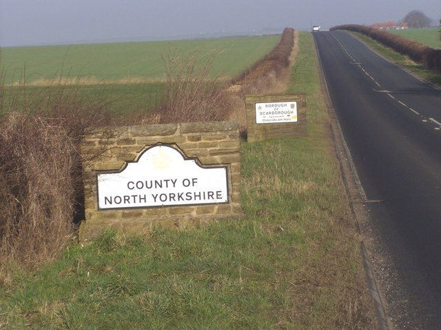 East Riding Boundary