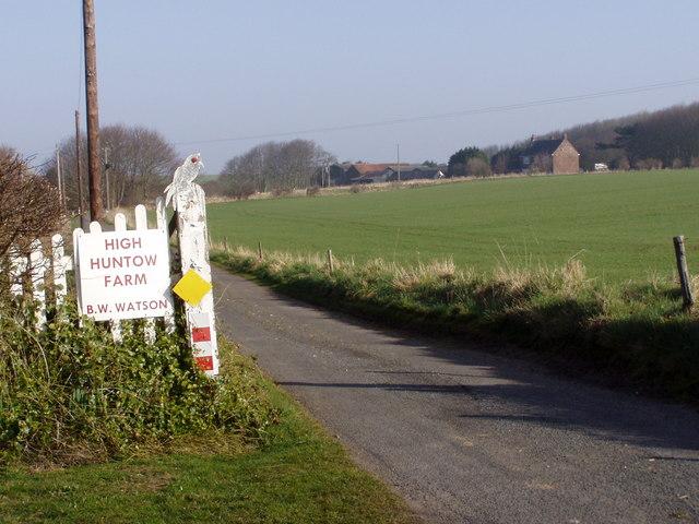 High Huntow Farm