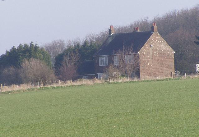 High Huntow Farmhouse