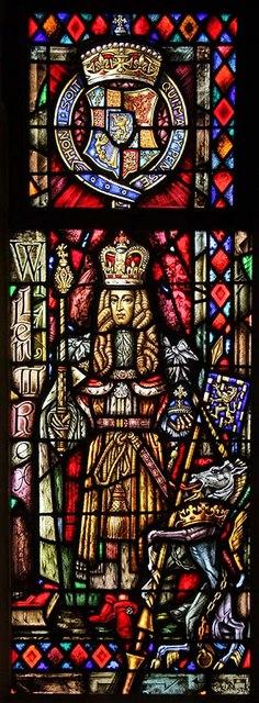 The Dutch Church, Austin Friars, London EC2 - Window