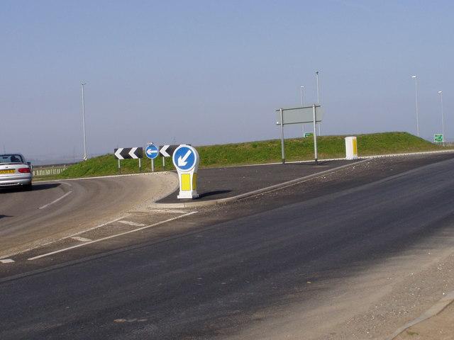A165 Roundabout