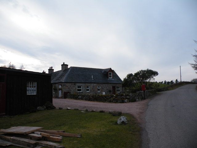 Cottage at Bruachmary
